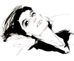 wm loves u2026 fashion illustrator david downton