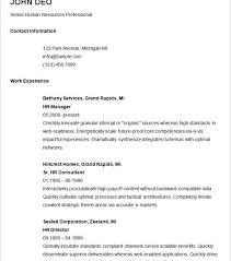 Simple Student Resume Template 30 Basic Resume Templates Msbiodieselus Resume Templates9