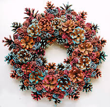 pin by donna dinsmore on wreaths pinterest pinecone wreaths