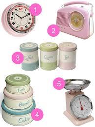 Vintage Kitchen Scales Pink Vintage Kitchen Accessories By Homegirl London Links Here