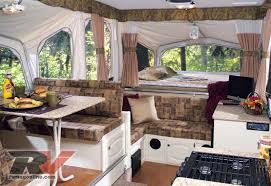 Rv Interiors Images Tent Camper Trailers Buyer U0027s Guide Rv Magazine