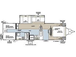rockwood trailers floor plans forest river rockwood signature ultra lite 8317ss travel trailer