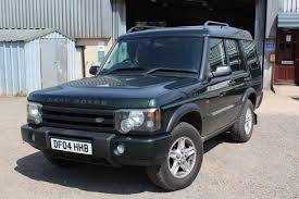 2004 04 land rover discovery td5 landmark gerald hallett ltd