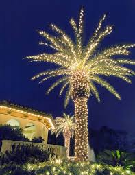 artificial palm trees with lights pictures reference