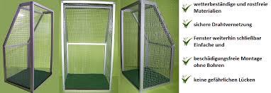 katzenschutz balkon katzenbalkone mehr freiheit für wohnungskatzen