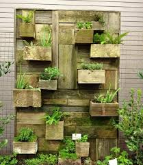 decorating garden walls 17 best ideas about outdoor wall on