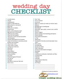 wedding day planner wedding coordinator checklist innovative planner guide photography