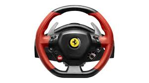 xbox one racing wheel buy thrustmaster 458 spider racing wheel for xbox one