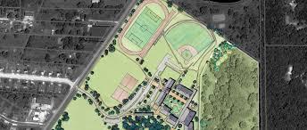 Columbia Campus Map New Campus Master Plan Columbia Independent Jcj Architecture