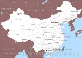 Africa Map Blank Pdf by Free Pdf Maps Of China