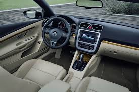 peugeot 206 convertible interior 2011 volkswagen eos facelift unveiled ahead of la show debut