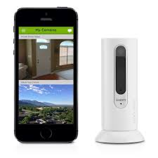 Front Door Video Monitor by Stem Izon View Wi Fi Video Monitor Keeping An Eye Out On What