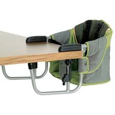 baby chair that attaches to table amazon com zooper hook on chair table hook on booster