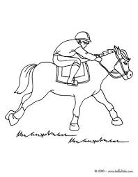 horse competition coloring pages coloring pages printable