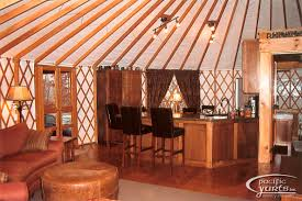 Living In A Yurt by A Yurt Of My Own Pacific Yurts
