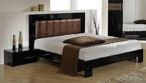 Contemporary California King Bedroom Sets - moon italian modern california king bedroom set