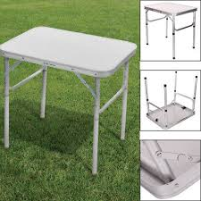 aluminum portable picnic table aluminum portable adjustable folding table cing outdoor picnic