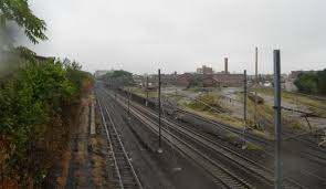 The Border Commuters The Outline by Commuter Rail Greater City Providence