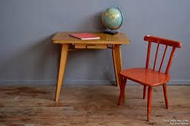 bureau enfant retro bureau flavien l atelier lurette rénovation de meubles
