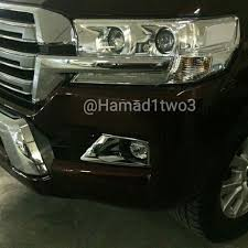 land cruiser 2016 2016 toyota land cruiser facelift