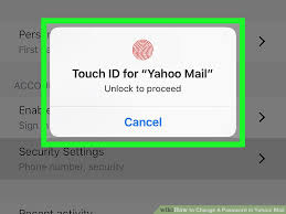 yahoo mail help desk 4 ways to change a password in yahoo mail wikihow