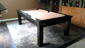 Dining Room Pool Table Combo Dining Room Pool Tables