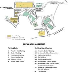 Address Map Northern Virginia Community College Alexandria Campus Map