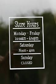 best 25 business hours sign ideas on pinterest store hours