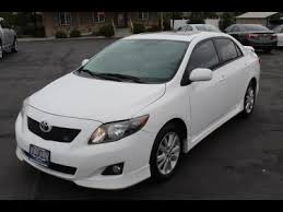 2010 toyota corolla s for sale 2010 toyota corolla for sale in payson utah 187804507
