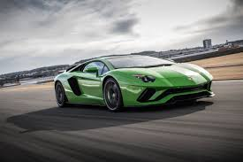 new lamborghini aventador s review auto express