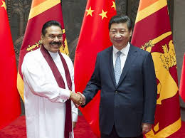 Mahinda Rajapksha Xi Jinping Meets With President Mahinda Rajapaksa Of Sri Lanka