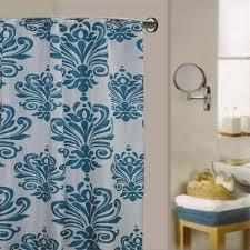 teal shower curtain design bitdigest design