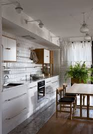White Apartments An Airy Apartment In Kiev Designed By Alena Yudina