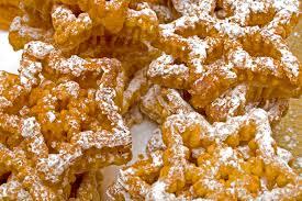 recipe for delicate scandinavian rosette cookies