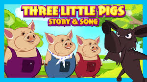 pigs story u0026 song kids songs story