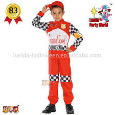 carnival costumes for sale lucida china factory hot sale racing driver carnival costumes