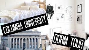 minimalist dorm room freshman nyc dorm tour columbia university minimalism youtube