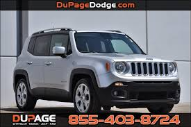 2015 jeep renegade check engine light pre owned 2015 jeep renegade limited suv in glendale heights