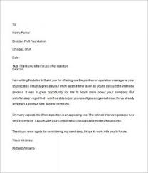 sle thank you letter after brilliant ideas of decline letter to recruiter 28 images sle thank