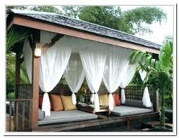 Pergola Mosquito Curtains Mosquito Netting Curtains Amazing Mosquito Netting Curtains For