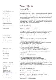 sample resume for auditor career history 9 sample auditor resume