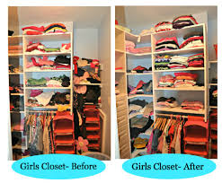 how to organize the kids closets for back to momof6