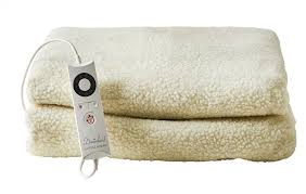 dreamland intelliheat fast heat premium soft fleece mattress