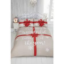 Brushed Cotton Duvet Covers Parcel Bedding Brushed Cotton Duvet Set Double Bedding B U0026m