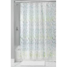 Blue Butterfly Curtains Vinyl Shower Curtains Peva Non Toxic Bath Curtains Altmeyer U0027s