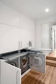 contemporary laundry room cabinets laundry room cabinet ideas laundry room contemporary with built in