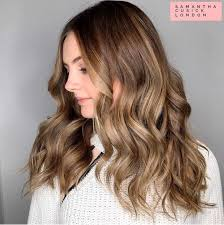 bronde hair home coloring 2018 chic hair color ideas for brunettes best hair color ideas