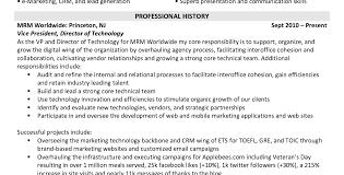 resume marketing resume templates elegant digital marketing