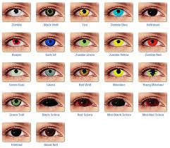 best eye contacts for halloween photos 2017 u2013 blue maize