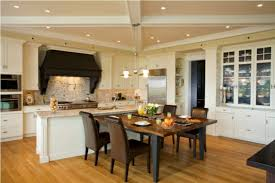 kitchen dining room decorating ideas open kitchen dining room tedx